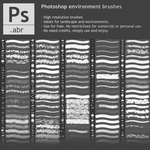 Environment Brushes.jpg